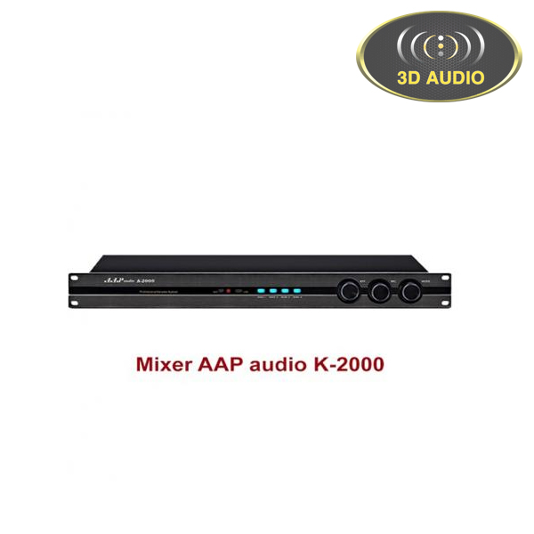 MIXER AAP AUDIO K -2000